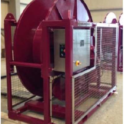 0.3 Te - 200m Electric winch