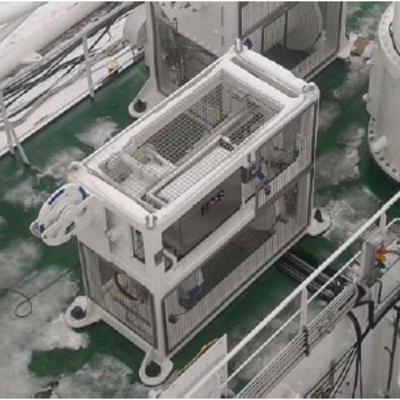 Electric winch 2.5 Te - 3000m