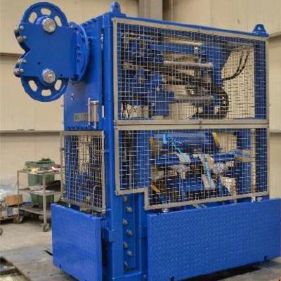 Hydraulic winch 1.5 Te - 800 & 2000m