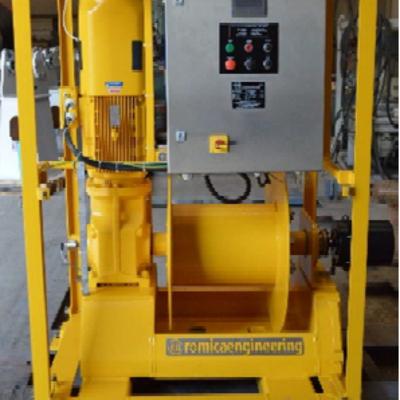 Electric winch 0.7 Te - 500m