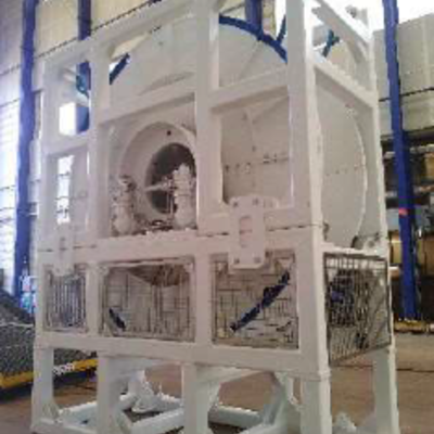 Hydraulic Winch 2.1 Te WLL - 1500m