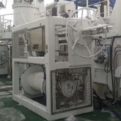 Hydraulic Winch 7.14 Te WLL - 1500m