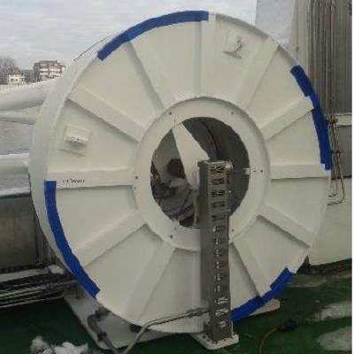Hydraulic Winch 1.7 Te WLL - 160m