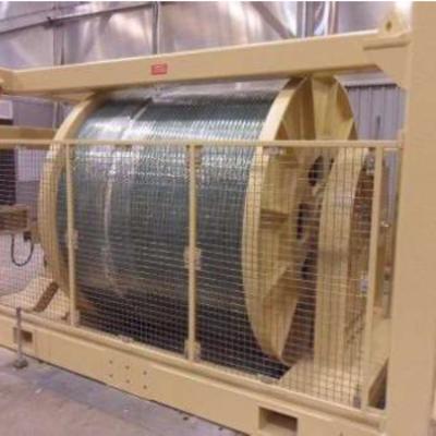 Hydraulic Winch & HPU 17 Te WLL - 3300m