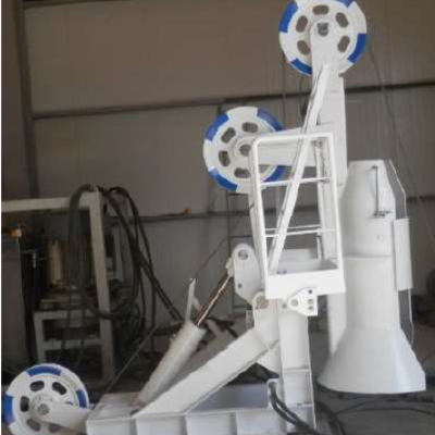 5 Te WLL - Hydraulic Gravity Corer Chute