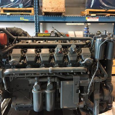 MTU engines (various)
