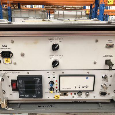 Electrical Test Unit ETU (GE) with SMU
