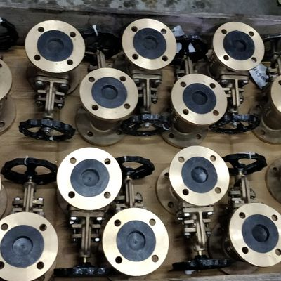 Bronze valve's