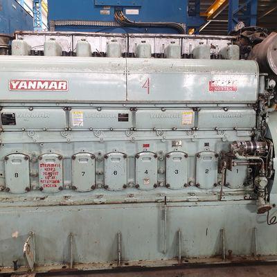 Yanmar 8N21AL-GV Diesel Generator