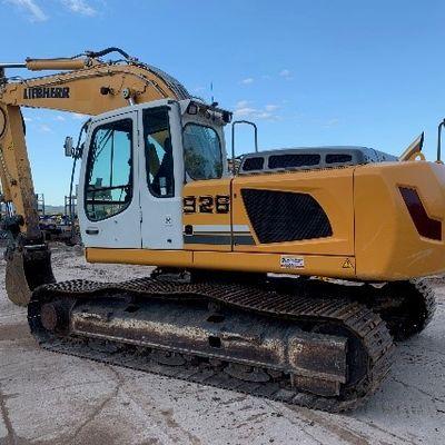 LIEBHERR R926 Crawler excavator