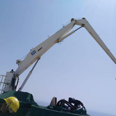 TTS Marine Knuckle Boom Crane