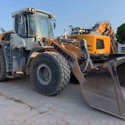 LIEBHERR L556 XPower Wheel loader