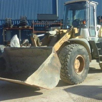 LIEBHERR L538 Wheel loader