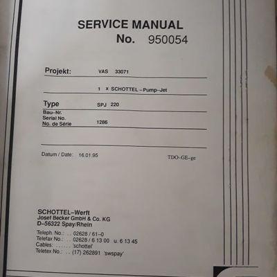 Schottel Pump Jet