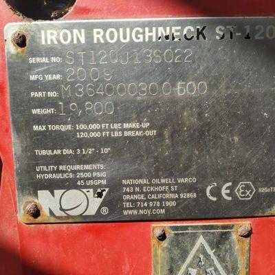 ST120 Rough Neck for sale