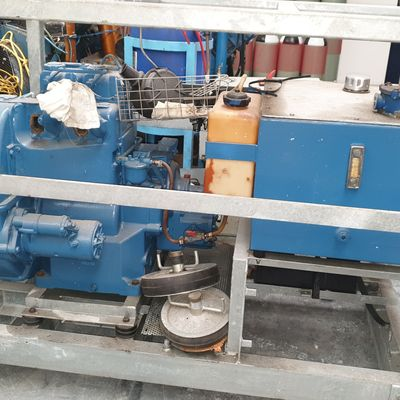 Lister Diesel Hydraulic Power Pack