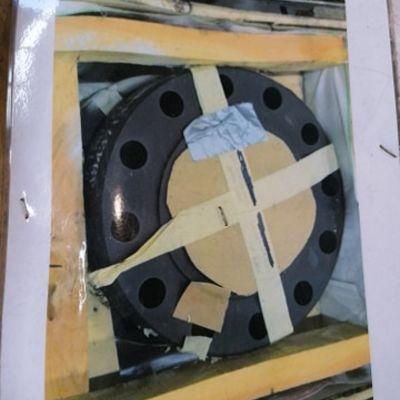 Lubricator adaptor upper flange