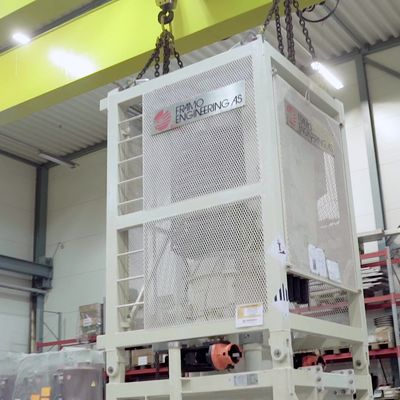 Multiphase Pump - Framo / OneSubsea
