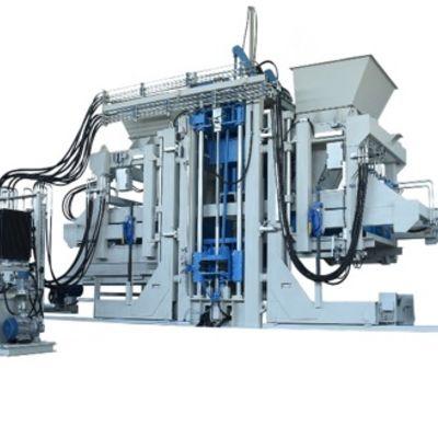 Stationary block making machine SUMAB