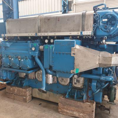 Wärtsilä 6L20 Marine Propulsion Engine