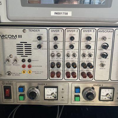 Diver Comms - Amcom III 2830R/24/26