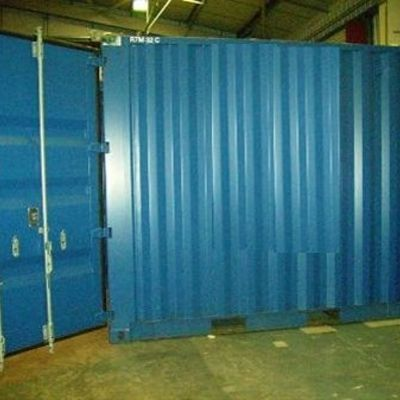 Containerised Workshop/Suit Drying Room