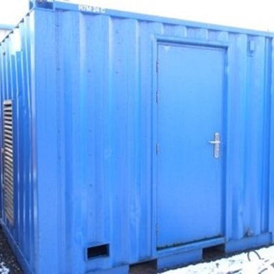 Containerised Compressor Package