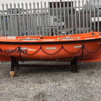 4M Rescue Boat