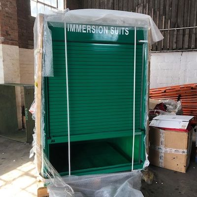 Safety Equipment Cabinet