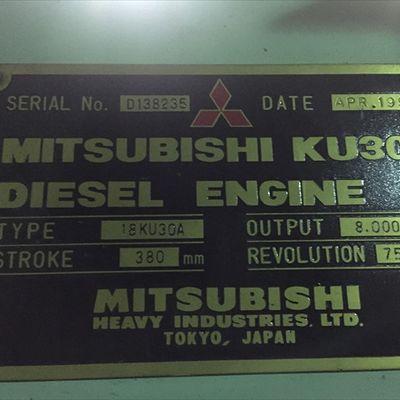Mitsubishi 50 MW Diesel Power Plant