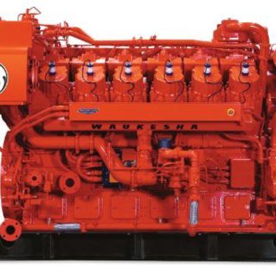 Waukesha Series Four L7044GSI Gas Engine