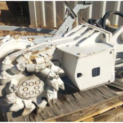 WITECK WS 600 hyrdaulic cutter