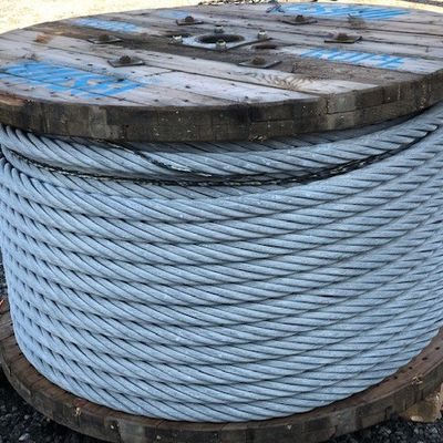 New / Unused Wire Rope
