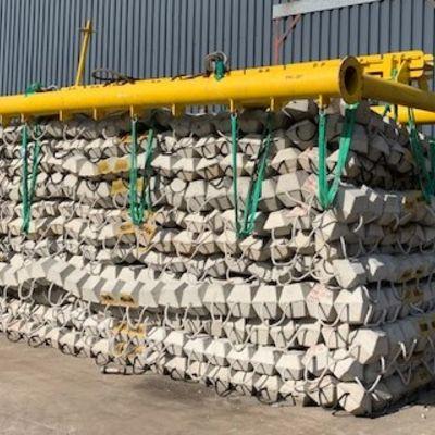 concrete protection mattresses