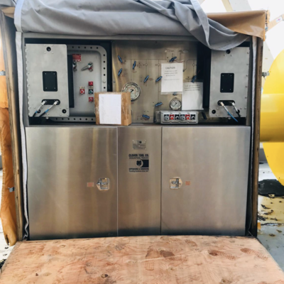 Hydrostatic Testing Unit