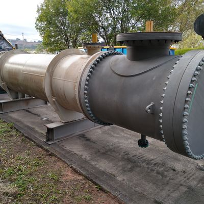 Shell/Tube Heat Exchanger