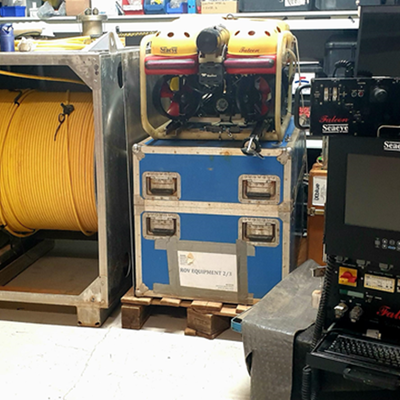 Seaeye Falcon ROV System