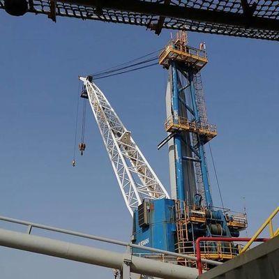Huisman 120t Kıngpost Crane
