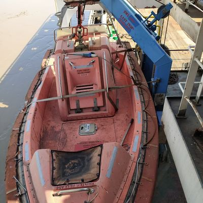 Norsafe Fast Rescue boat with Davit System