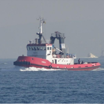 Tug boat - Time or Bare Boat Charter