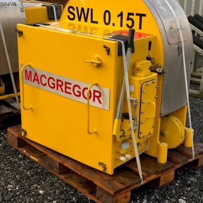 0.15 T MacGregor Man Riding Winches