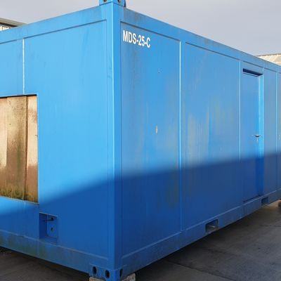 20ft Containerized 1800mm Deco Chamber
