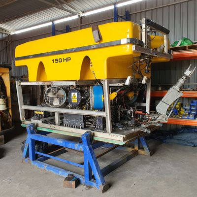 Triton MRV Workclass ROV