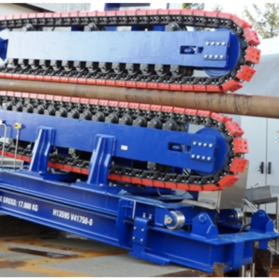 15te SH Tracked Tensioner System
