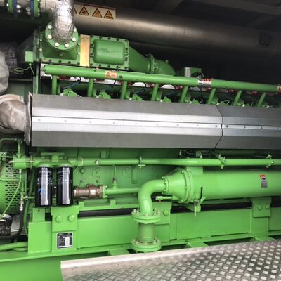 GE Jenbacher Gas Generator