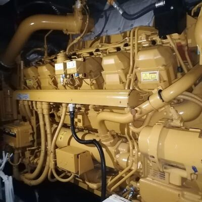 Caterpillar 3512C diesel engine