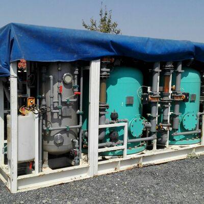 Reverse Osmosis - Salt Separation system