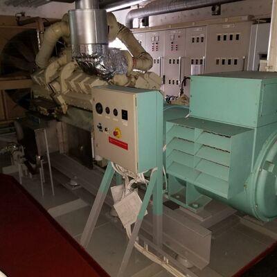 Cummins KTA-50 G1 Diesel engine
