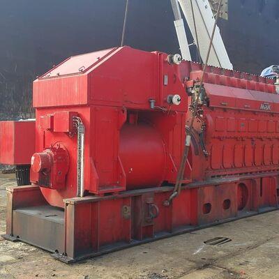 MAK 9M25 Diesel engine
