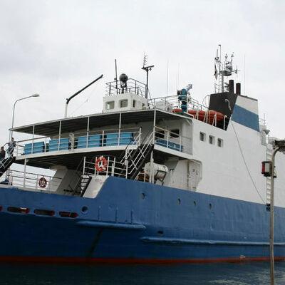 Ro-Ro Car / Passenger Ferry